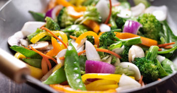 Vegane Ernährung (Foto © Fotolia)