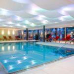 Schwimmbad Innenbereich Hotel Mirabell (Foto © Hotel Mirabell)