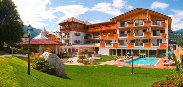 Außenansicht Hotel Mirabell (Foto © Hotel Mirabell)