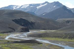 Island – Ursprung der Hekla Lava (Foto © DHU)