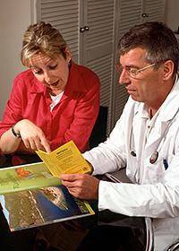 Impfung gegen Röteln (Foto © GSK)