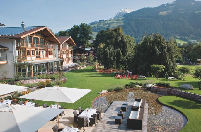 Hotel Kitzhof (Foto © Kitzhof)