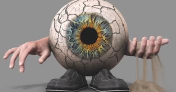 Trockenes Auge ist nicht nur unangenehm, sondern auch gefährlich © Allergan