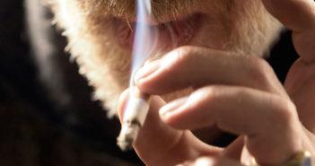 Tabakkonsum - Häufige Ursache für COPD (Foto © AOK Pressefoto)
