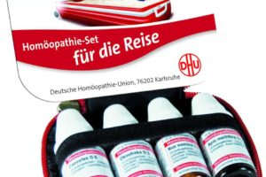 Homöopathie Reise-Set DHU