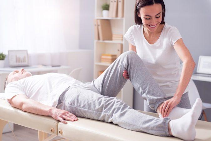 Fersensporn Behandlung vom Facharzt