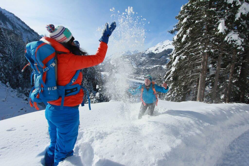 Wo die Natur den Atem anhält - Winterwandern im Tiroler Lechtal