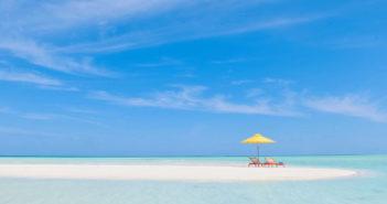 Strand (Foto © Kandima Maldives)