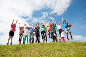 Shooting Sky Stiftung Kids - (Foto © Sky Stiftung)