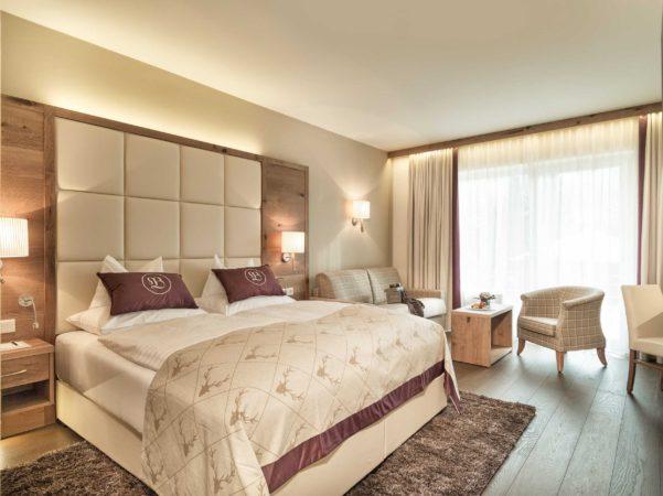 Hotel Bismarck Doppelzimmer (Foto: © Pressegroup, Hotel Bismarck)