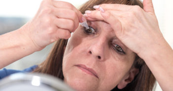 Trockene Augen - Diabetes als Auslöser