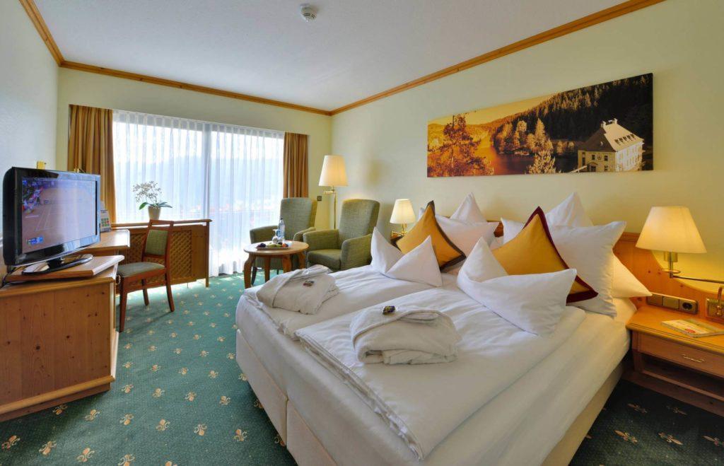 Best Western Premier Hotel Sonnenhof Hotelzimmer (Foto © Hotel Sonnenhof, Dirk Holst DH STUDIO KÖLN)