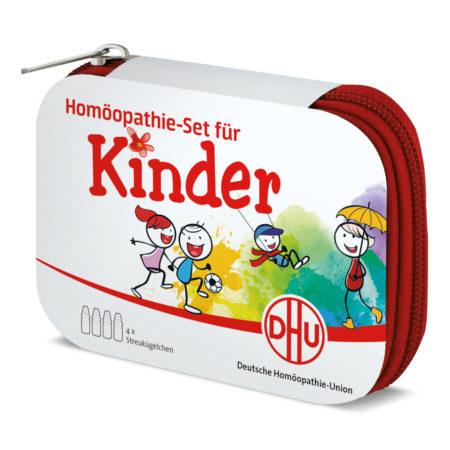 Homöopathie-Set für Kinder (Foto © DHU)