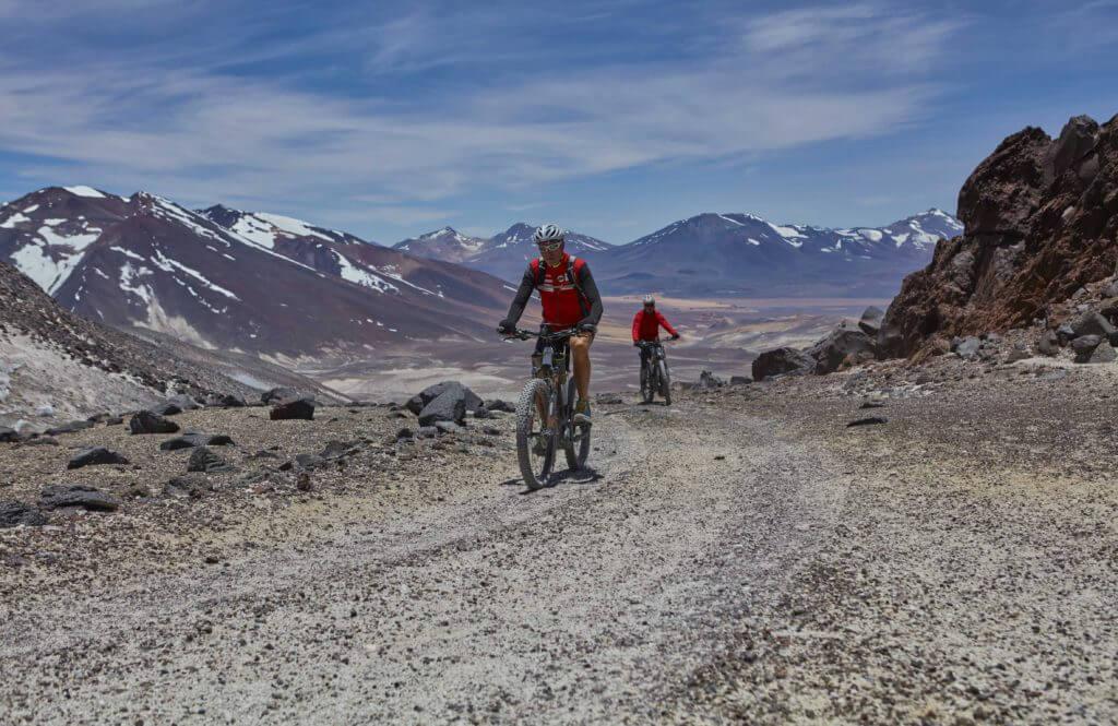 E-Bike-Expedition schafft neuen Höhenrekord