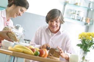 Gesundes Frühstück (Foto © DAK Gesundheit)