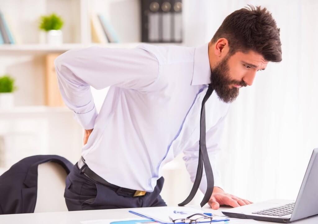 Aktiv gegen Rückenschmerzen- Das Kreuz mit dem Kreuz