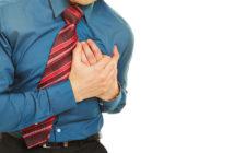 Quälende Brustschmerzen… manchmal ist es der Magen