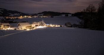 Haubers Alpenresort Aussenansicht