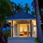 Kandima Maldives Resort von Außen