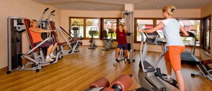 Fitnessraum - Hotel Post am See