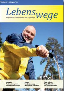 Lebenswege Zeitschrift Cover