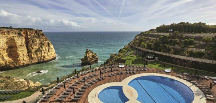 Tivoli Carvoeiro Algarve Fünf-Sterne-Resort - Ausblick