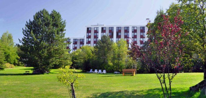 Hotel Kaiseralm in Bischofsgrün