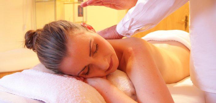 Wellnessurlaub mit Kindern - Massage