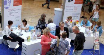 """Diabetes-Aktion """"Wissen was bei Diabetes zählt: Gesünder unter 7 PLUS"""" in Saarbrücken"""