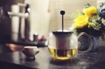Grüner Tee - Hausmittel gegen trockene Augen