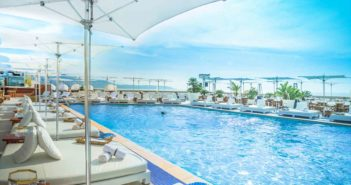 Pool - Fairmont Monte Carlo