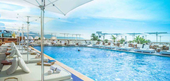 Pool - Fairmont Monte Carlo