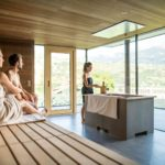Sauna - DAS DORNER in Algund
