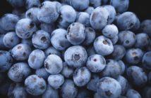 Blaubeeren - Früchte mit niedrigem FODMAP-Gehalt