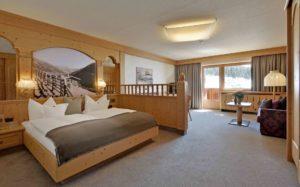 Hotel Almhof in Hochfügen Zimmer