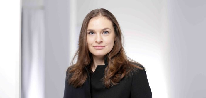 Dr. Alexandra Coffey - Director Corporate Responsibility bei Sky Deutschland