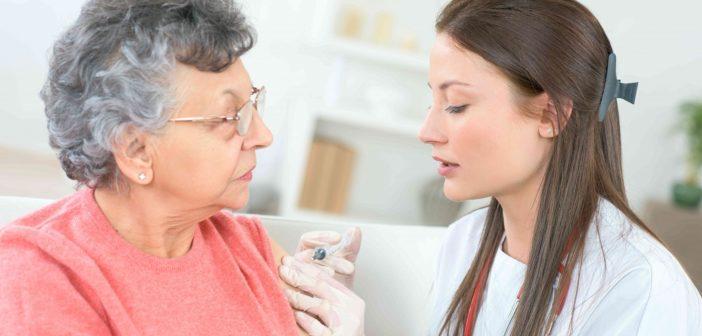 Die Gürtelrose-Impfung wird explizit für alle Menschen ab 60 Jahren empfohlen