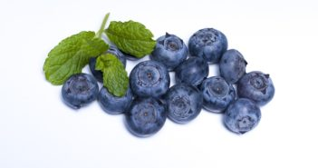 Superfoods Blaubeere