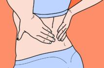 Leichter Bandscheibenvorfall - Ursachen und Symptome