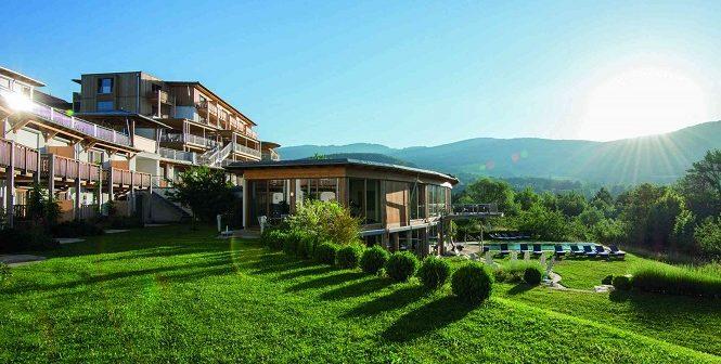 BioGut Retter Hotel und Restaurant - Aussenansicht