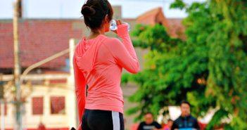 Gesunde Getränke nach dem Sport
