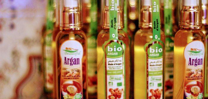Arganöl - Pflege für Kopf und Haar