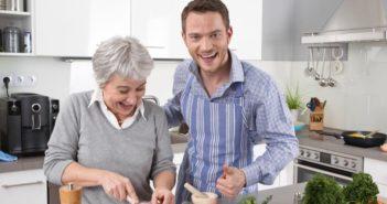 Kochen mit Parkinson