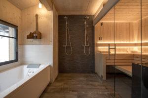 Großzügige Badezimmer sind nur ein Ausschntt unserer tollen Räumlichkeiten.
