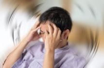 Mann erleidet einen schweren Schlaganfall