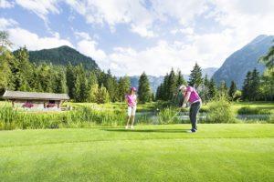 Golfplatz Hotel Post am See