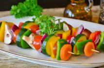 gesunde Ernährung bei Parkinson - Grillgemüse