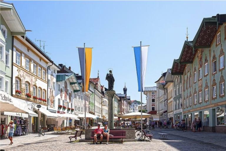 Radtouren Bayern Stadt