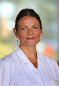 Dr. Stephanie Born, Oberärztin im Fachbereich Komplementärmedizin