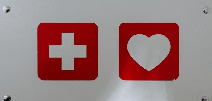 Erste Hilfe Logo weißer Hintergrund